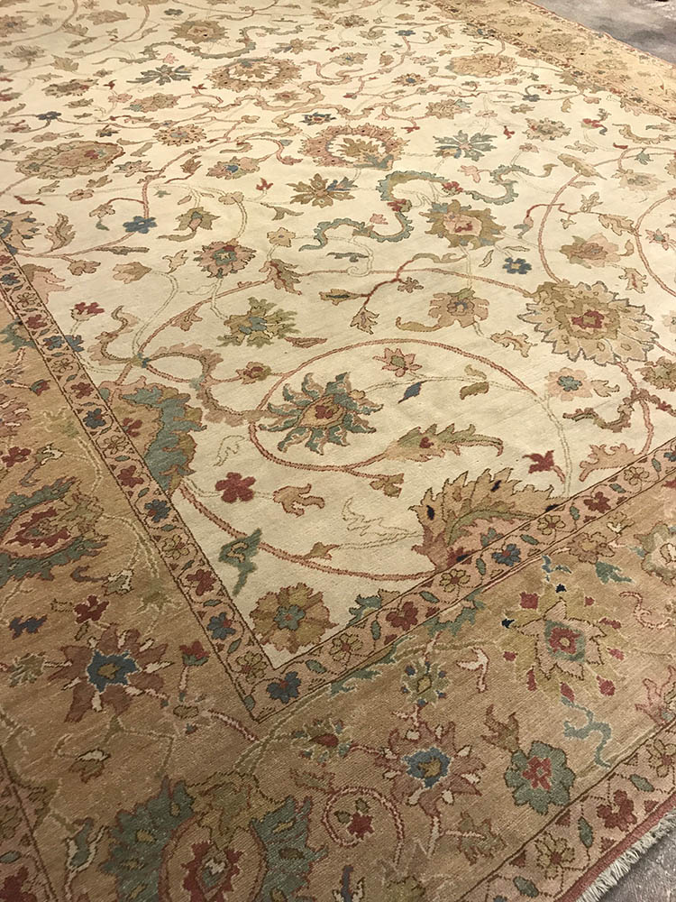 Egyptian Carpet 10 X14 Modern Basil Scaljon Rugs