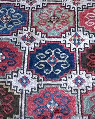 Anatolian Rug Detail