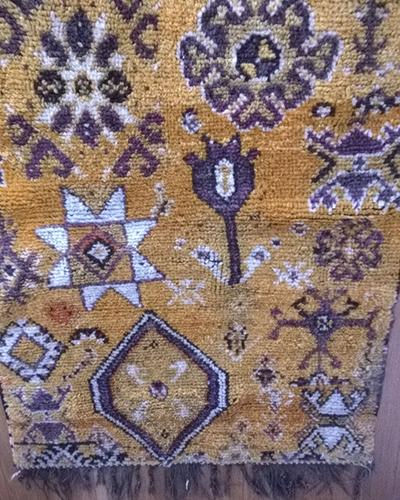 Moroccan Sampler Rug