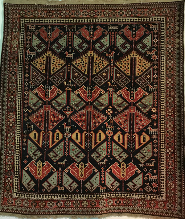 Shirvan-rug-collecting