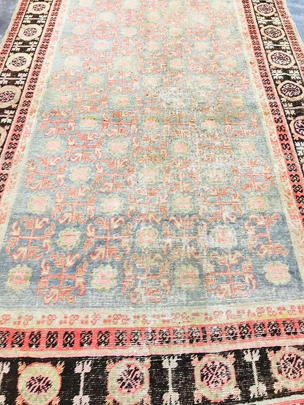 "Antique Khotan, 5'x10'6"""
